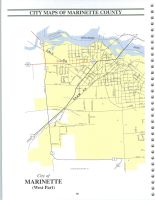Map Image 048, Marinette County 2000